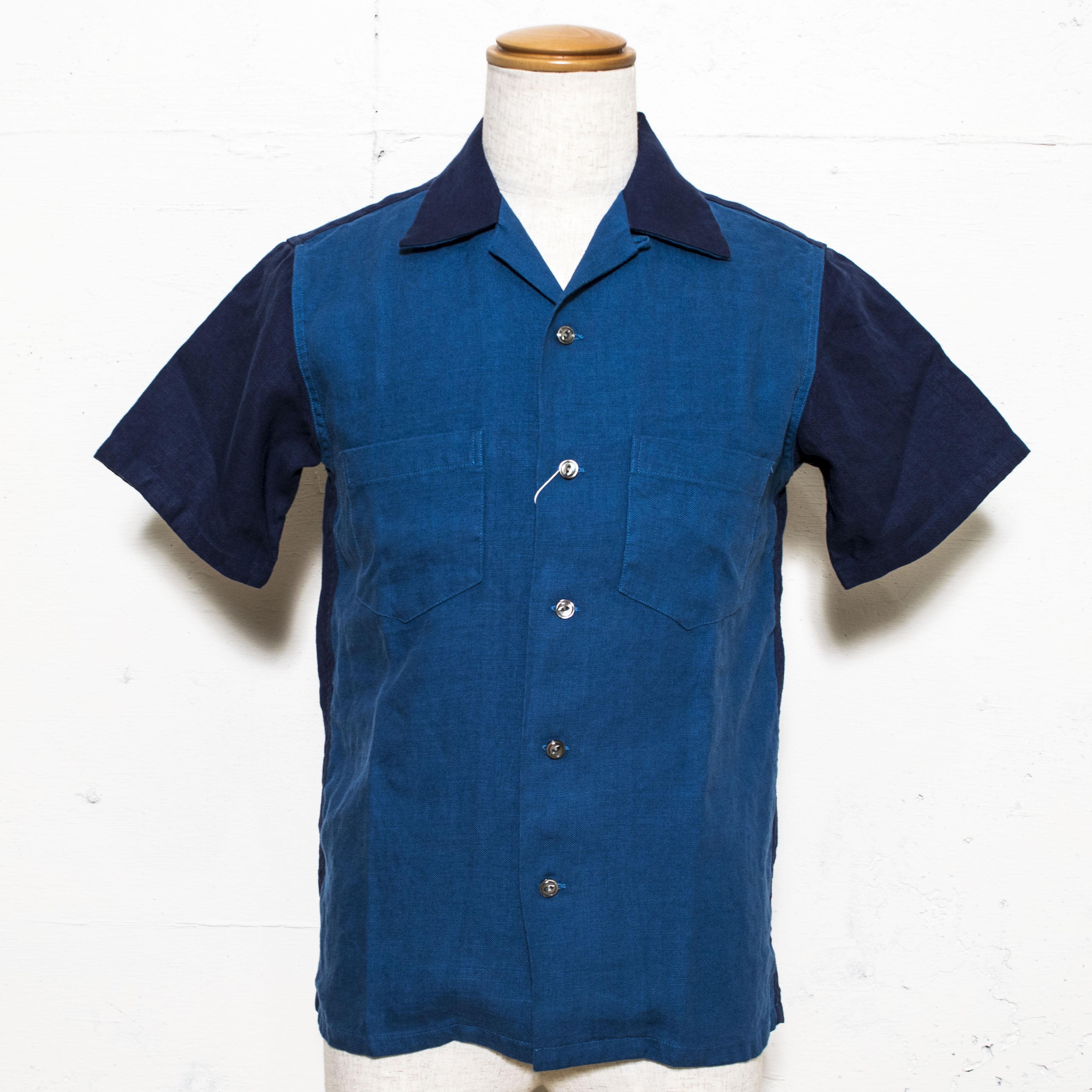 2トーンシャツ