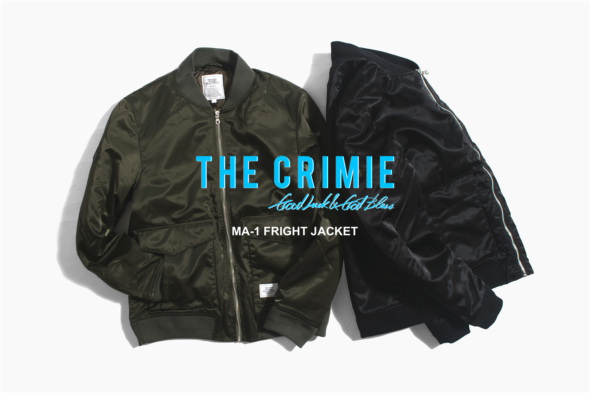 FRIGHT JACKET