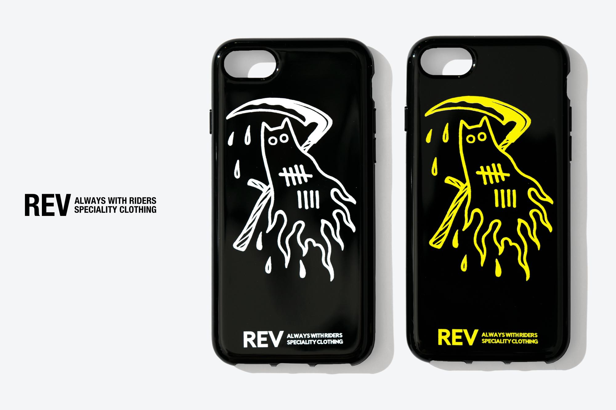 REV iPhone CASE
