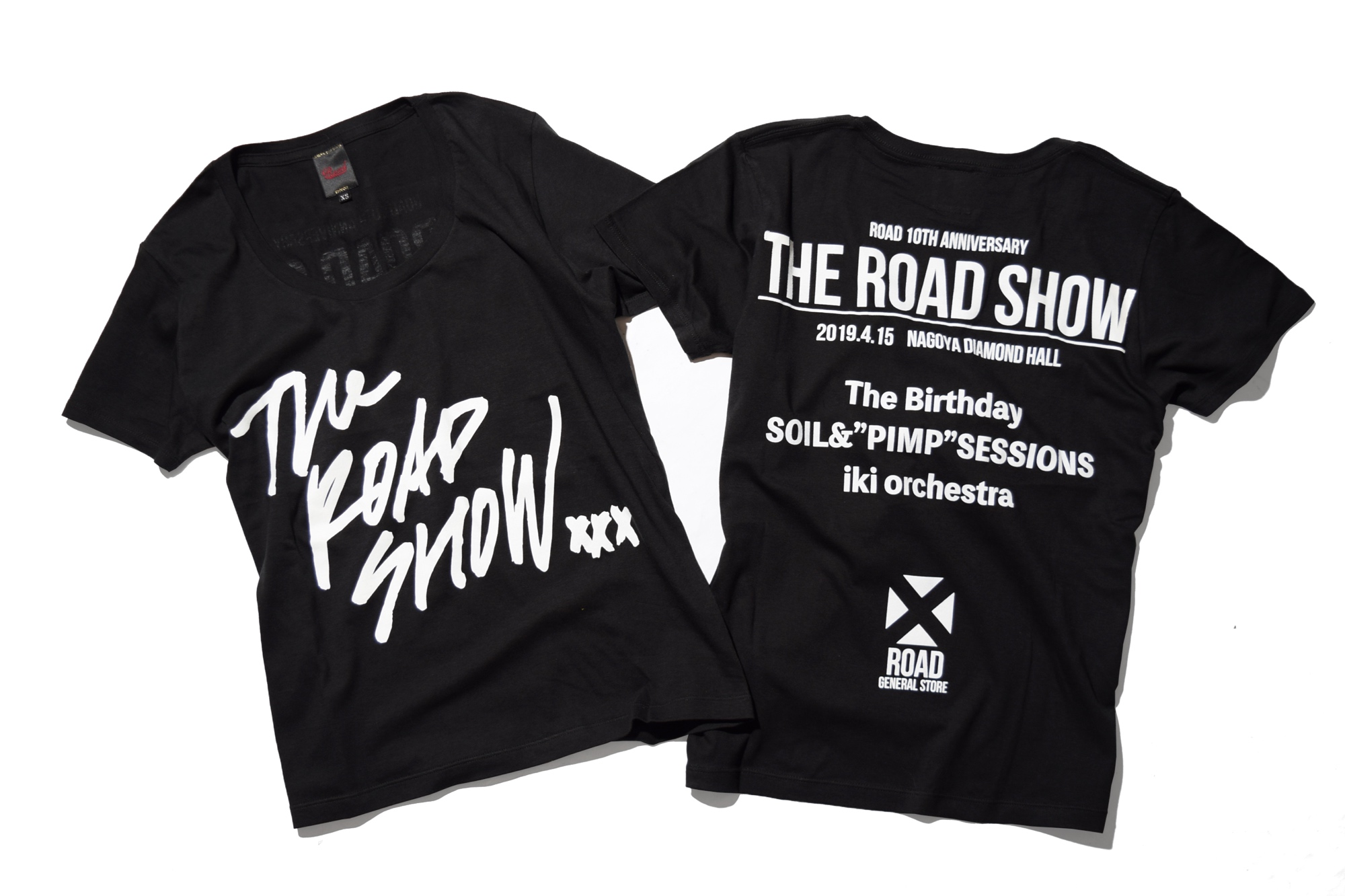 THE ROAD SHOW GOODS