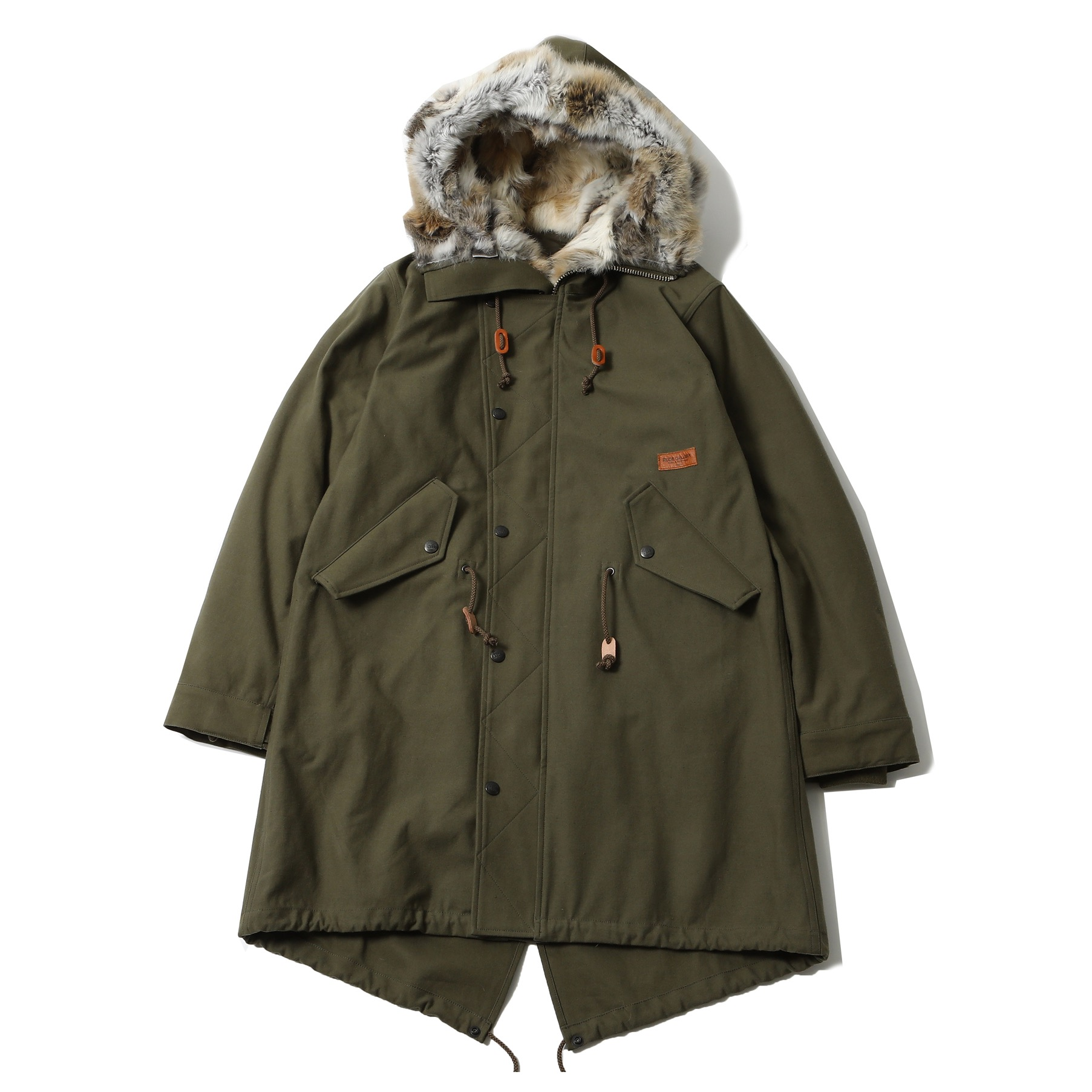 12-RABBIT COAT-1