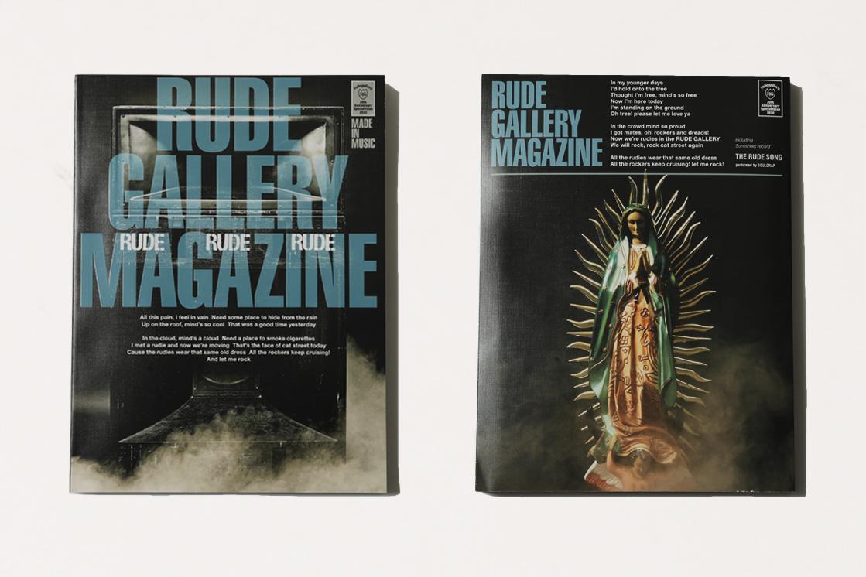 20周年記念ブック『RUDE GALLERY MAGAZINE』発売
