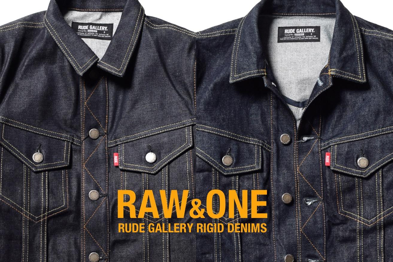 RAW&ONE