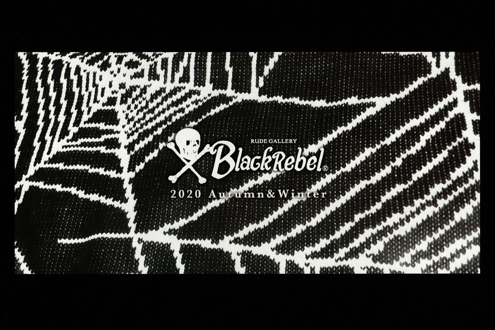 BLACK REBEL 2020秋冬新作リリース
