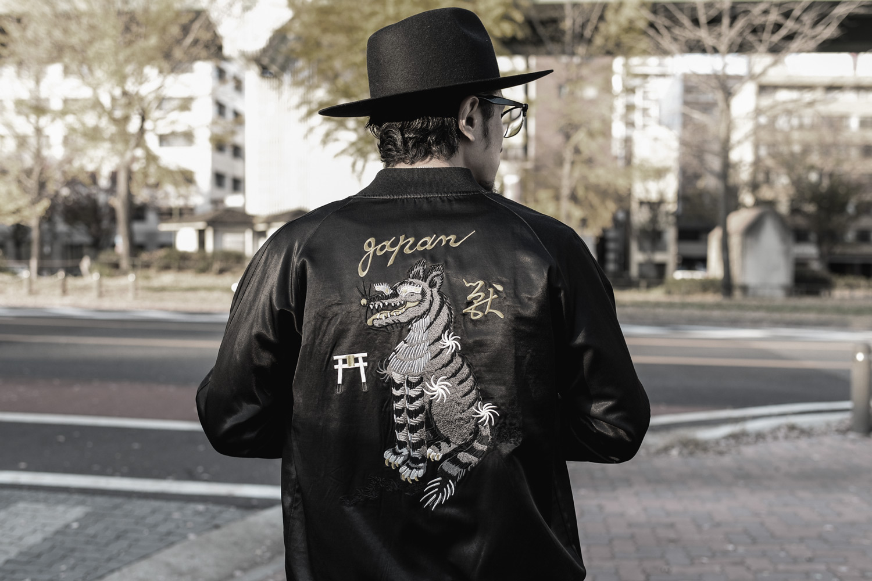 GAVIAL×ROAD 別注スーベニアジャケット オンラインショップでの販売スタート